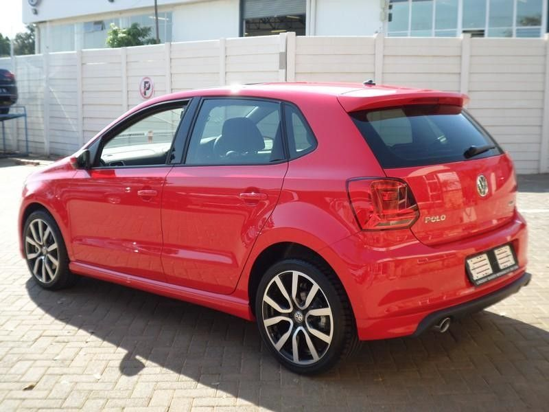 used volkswagen polo gp 1 0 tsi r line dsg for sale in gauteng id 2058951. Black Bedroom Furniture Sets. Home Design Ideas