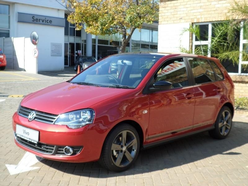 Used Volkswagen Polo Vivo Gp 1 6 Gts 5 Door For Sale In