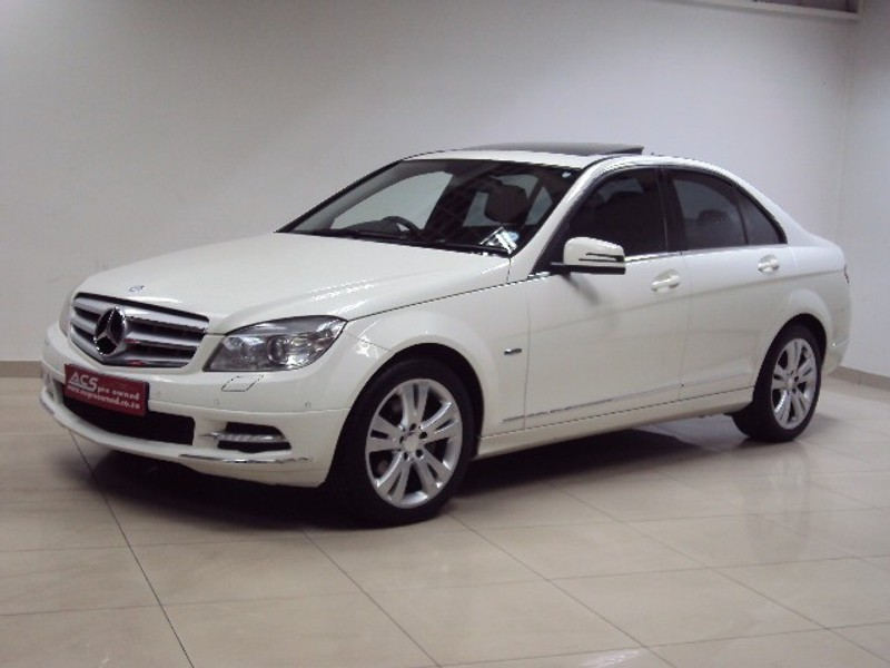 Used mercedes benz c class c220 cdi avantgarde 7g tronic for Mercedes benz g class 2010 for sale