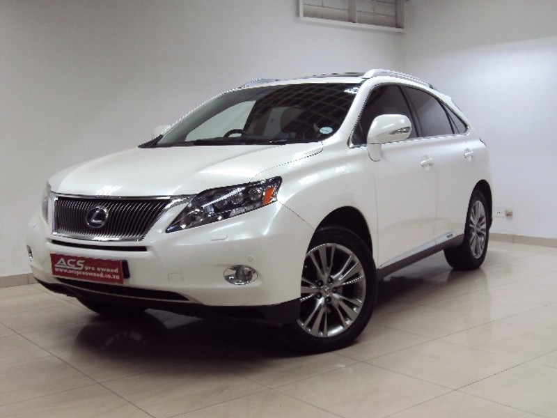 used lexus rx 450h lxe hybrid fully loaded fsh for sale in gauteng id 2059165. Black Bedroom Furniture Sets. Home Design Ideas