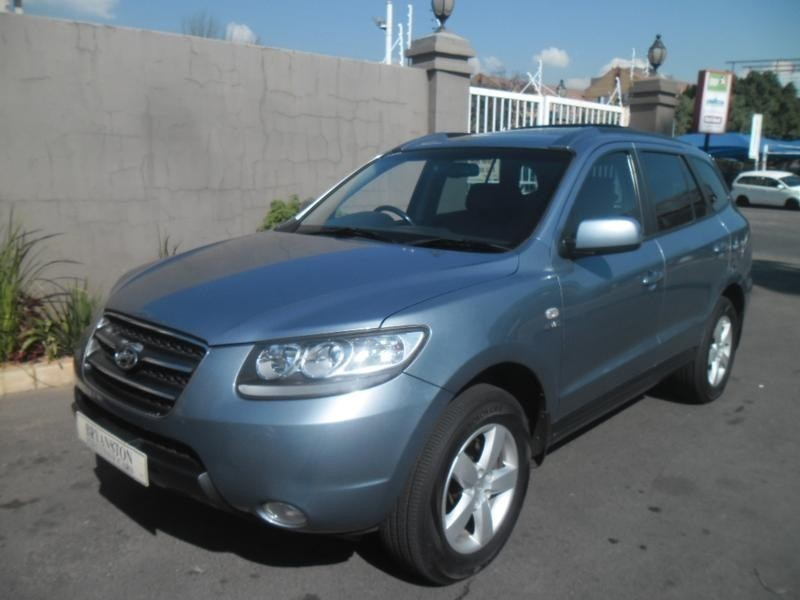 used hyundai santa fe 2 2 crdi a t 4x4 for sale in gauteng id 2059737. Black Bedroom Furniture Sets. Home Design Ideas