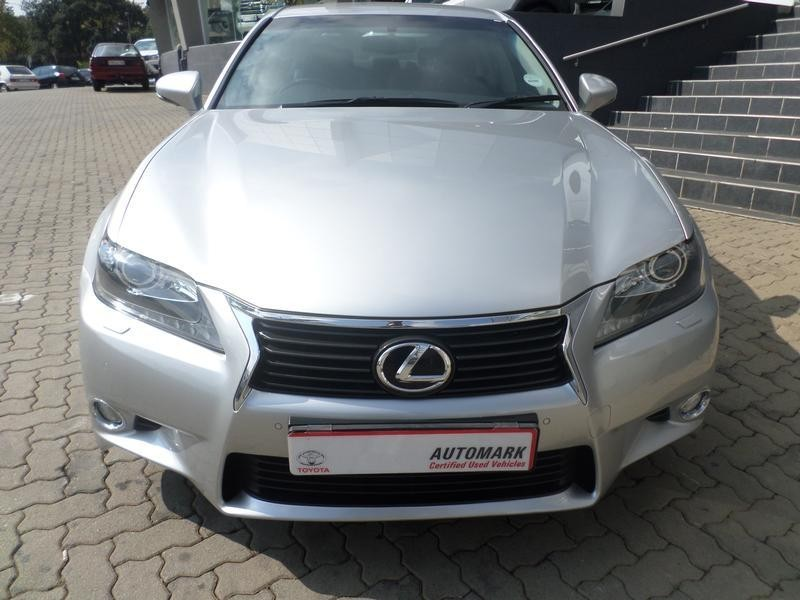 used lexus gs 350 ex auto for sale in gauteng id 2059783. Black Bedroom Furniture Sets. Home Design Ideas