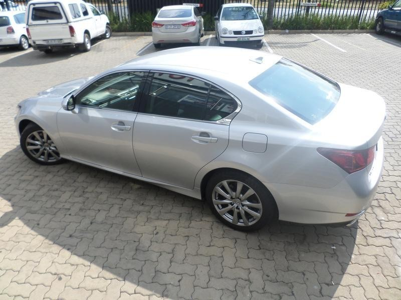 used lexus gs 350 ex auto for sale in gauteng. Black Bedroom Furniture Sets. Home Design Ideas