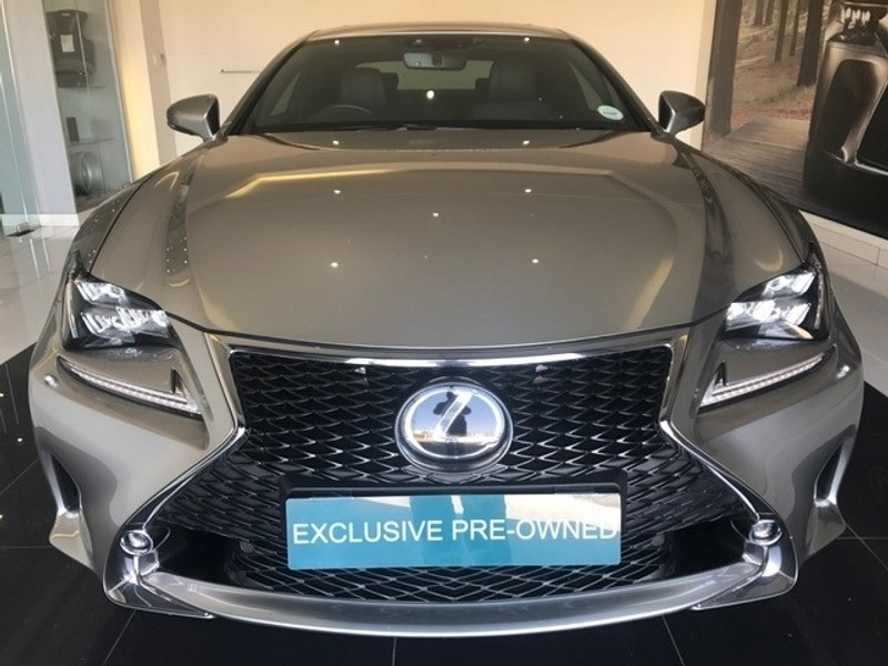 used lexus rc lexus rc 350 f sport for sale in gauteng id 2060697. Black Bedroom Furniture Sets. Home Design Ideas