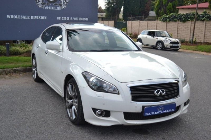 used infiniti qx70 fx37 s premium for sale in gauteng id 2061963. Black Bedroom Furniture Sets. Home Design Ideas