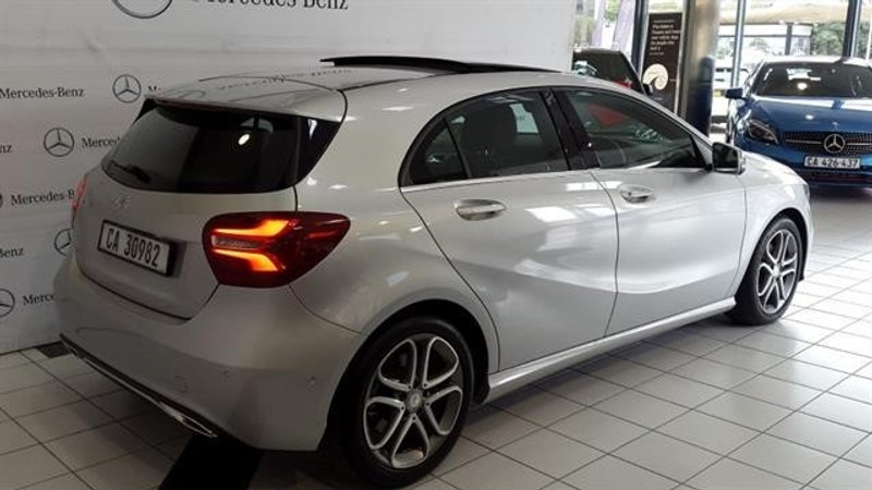 used mercedes benz a class a 220d urban auto for sale in western cape id 2062617. Black Bedroom Furniture Sets. Home Design Ideas