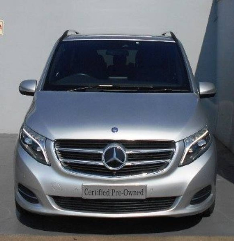 Used Mercedes Benz Houston: Used Mercedes-Benz V-Class V220 CDI Avantgarde Auto For