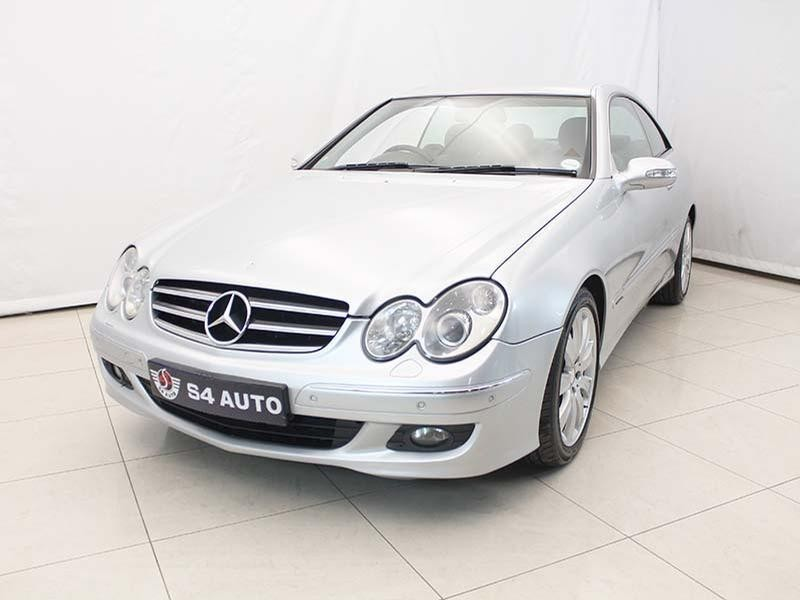 used mercedes benz clk class clk 500 coupe for sale in gauteng id 2064687. Black Bedroom Furniture Sets. Home Design Ideas
