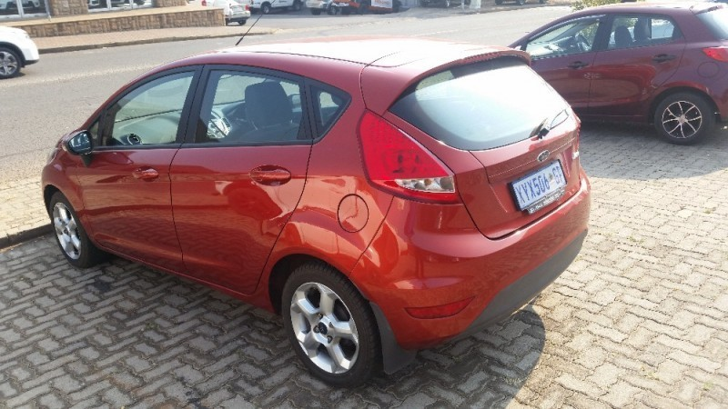 used ford fiesta trend 5dr for sale in gauteng id 2067753. Black Bedroom Furniture Sets. Home Design Ideas