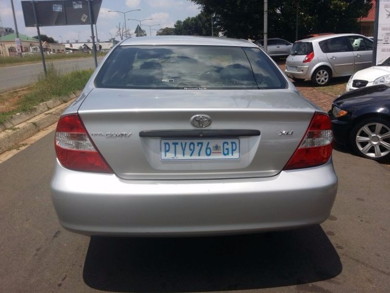 used toyota camry 2 4 xli a t for sale in gauteng id 2068151. Black Bedroom Furniture Sets. Home Design Ideas