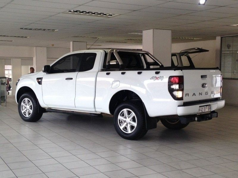 used ford ranger 2012 xls 4x4 sup cab one owner. Black Bedroom Furniture Sets. Home Design Ideas