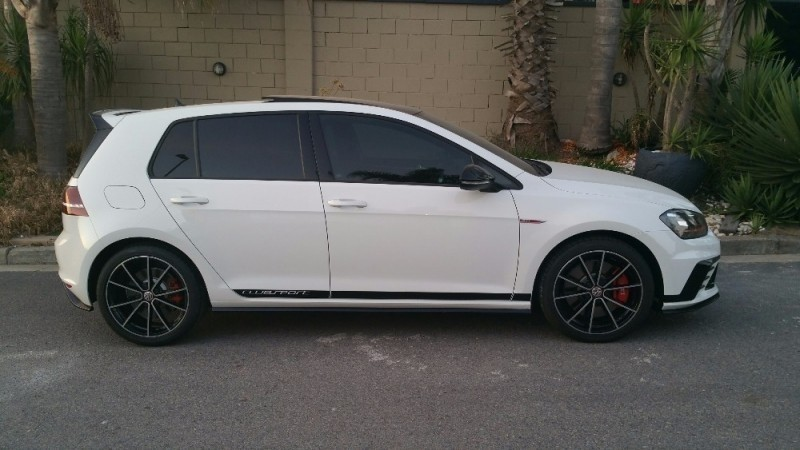 used volkswagen golf vii gti 2 0 tsi dsg clubsport for sale in western cape id. Black Bedroom Furniture Sets. Home Design Ideas