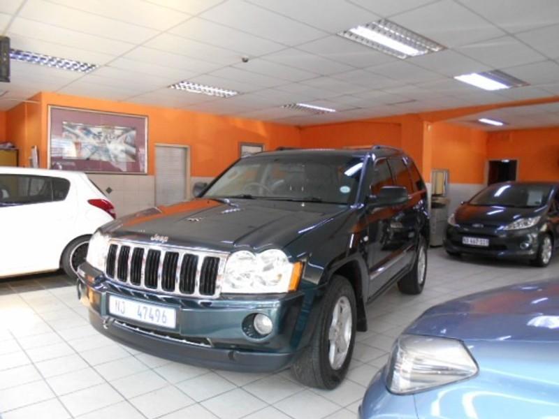used jeep grand cherokee 5 7 hemi v8 ltd for sale in kwazulu natal id 2071085. Black Bedroom Furniture Sets. Home Design Ideas