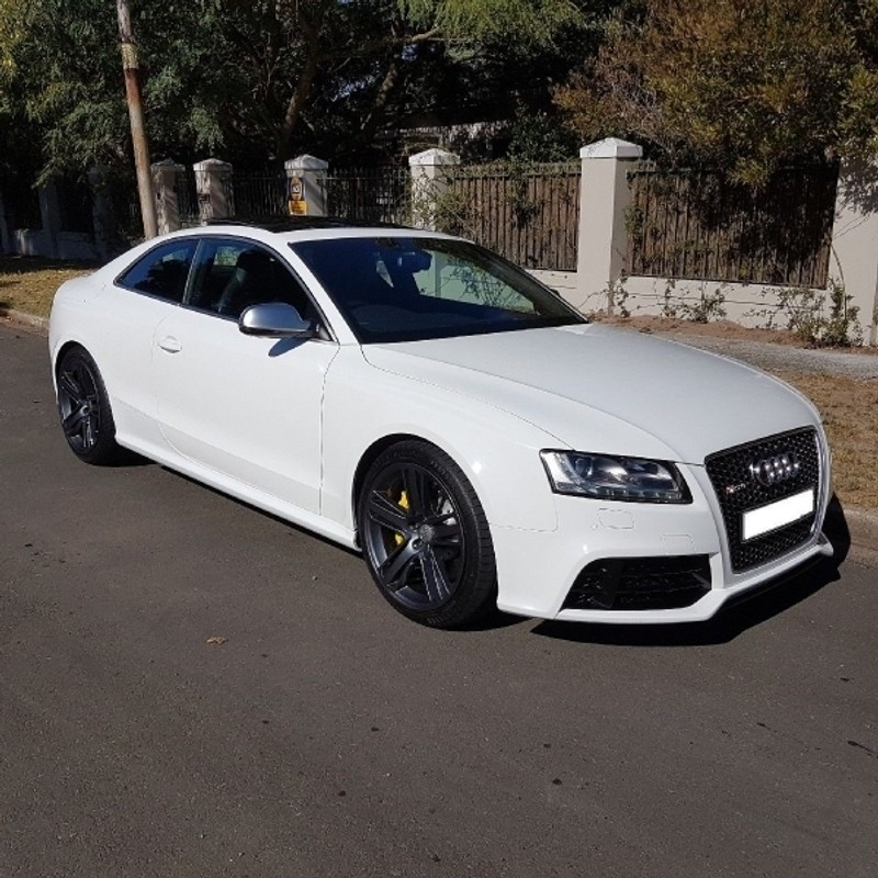 Used Audi RS5 Coupe Quattro Stronic For Sale In Western