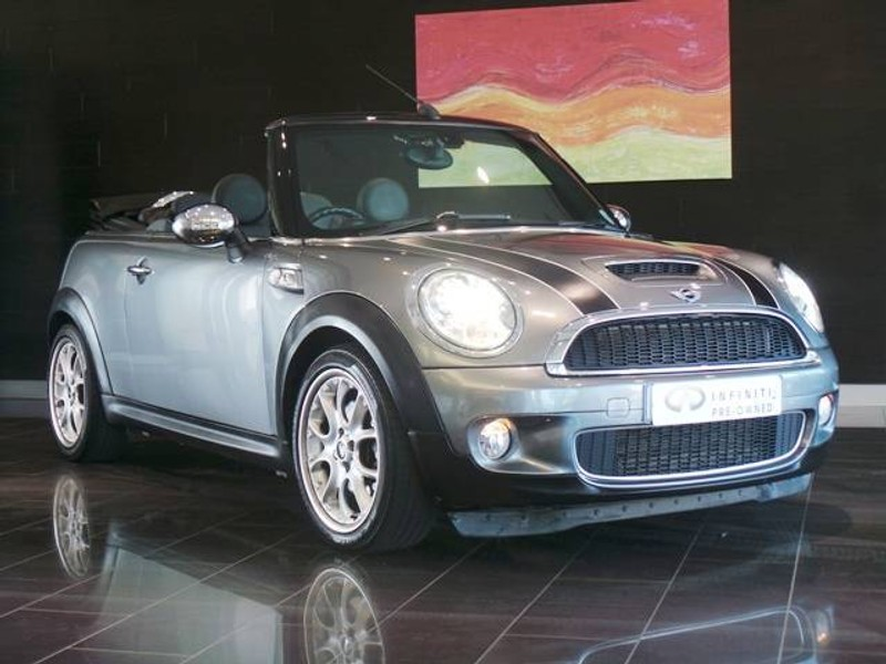 used mini cooper s convertible for sale in kwazulu natal id 2073451. Black Bedroom Furniture Sets. Home Design Ideas