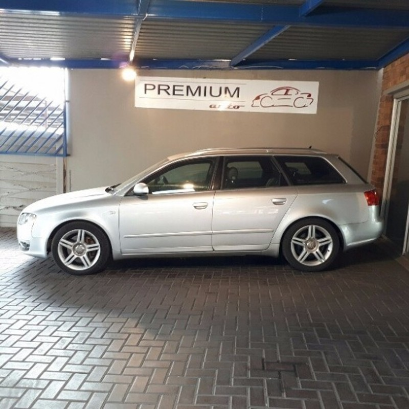 Used Audi A4 3.0 Tdi Avant Quattro (b7) For Sale In