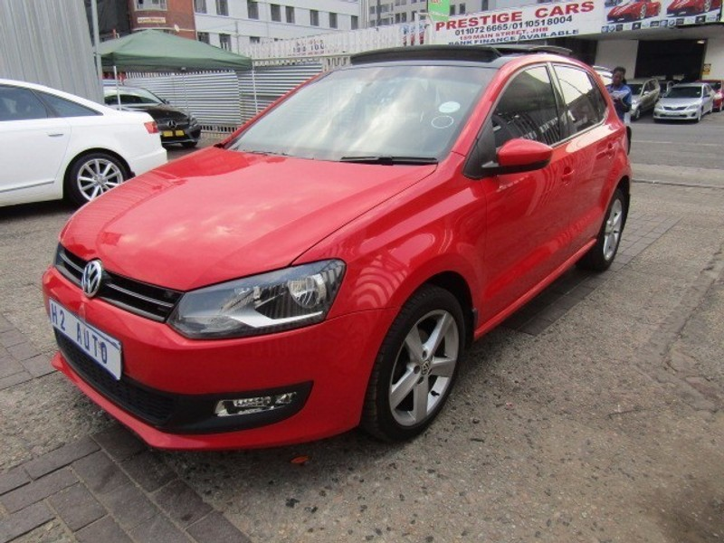 used volkswagen polo 1 6 comfortline 5dr with panoramic. Black Bedroom Furniture Sets. Home Design Ideas