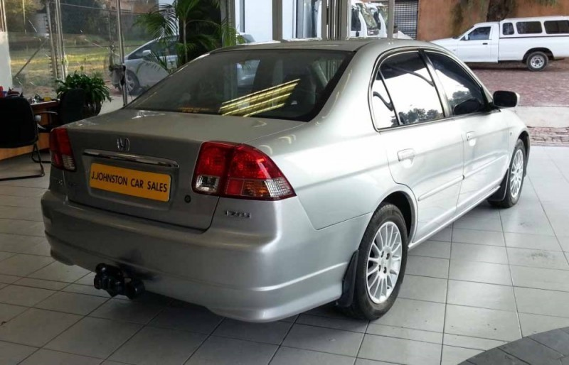 used honda civic 170i a t for sale in gauteng id 2074485. Black Bedroom Furniture Sets. Home Design Ideas