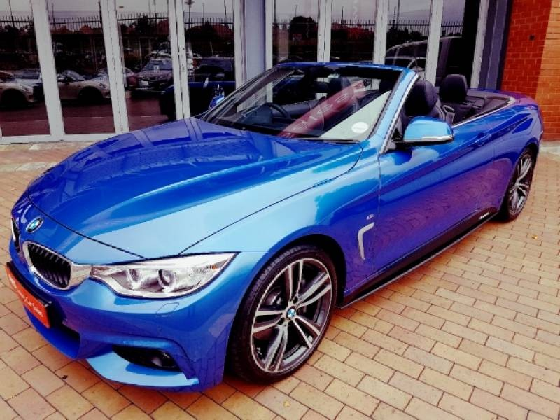 Used Bmw 4 Series 440i Convertible M Sport Auto For Sale