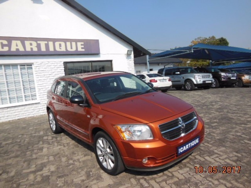 used dodge caliber 2 0 sxt for sale in gauteng id 2075324. Black Bedroom Furniture Sets. Home Design Ideas