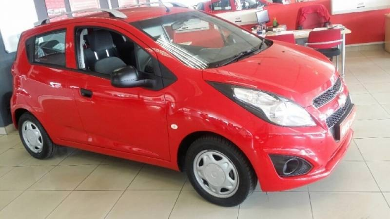 used chevrolet spark 1 2 l 5dr for sale in kwazulu natal id 2075718. Black Bedroom Furniture Sets. Home Design Ideas