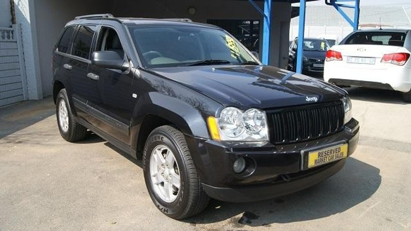 used jeep grand cherokee 3 0 crd laredo for sale in gauteng id 2079322. Black Bedroom Furniture Sets. Home Design Ideas