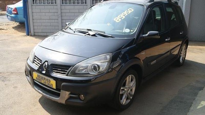 used renault scenic ii 2 0 navigator for sale in gauteng id 2079330. Black Bedroom Furniture Sets. Home Design Ideas