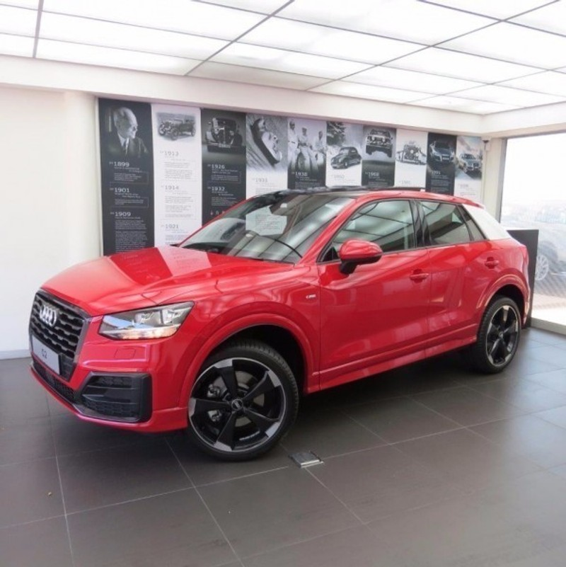 used audi q2 1 4 tfsi 110kw sport s tronic for sale in. Black Bedroom Furniture Sets. Home Design Ideas