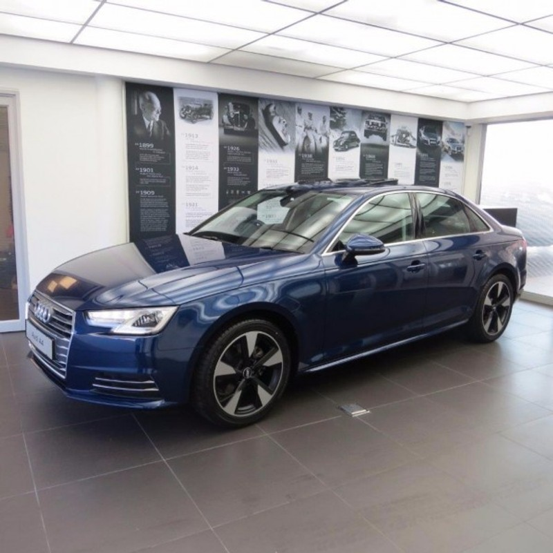 Used Audi A4 1.4 TFSI 110kw Sport S-tronic For Sale In