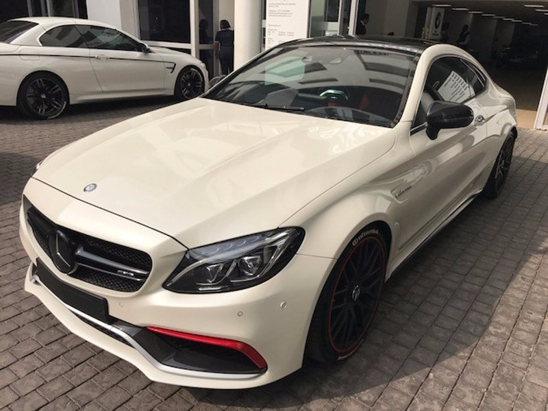 used mercedes benz c class amg coupe c63 s for sale in gauteng id 2080154. Black Bedroom Furniture Sets. Home Design Ideas