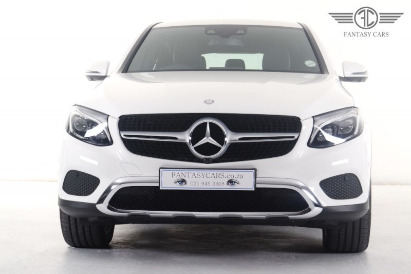 used mercedes benz glc coupe 250d exclusive for sale in western cape id 2083382. Black Bedroom Furniture Sets. Home Design Ideas