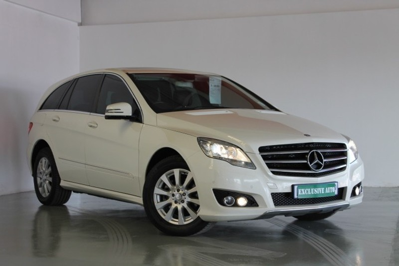 Used mercedes benz r class r 300 cdi a t for sale in for Mercedes benz r350 for sale