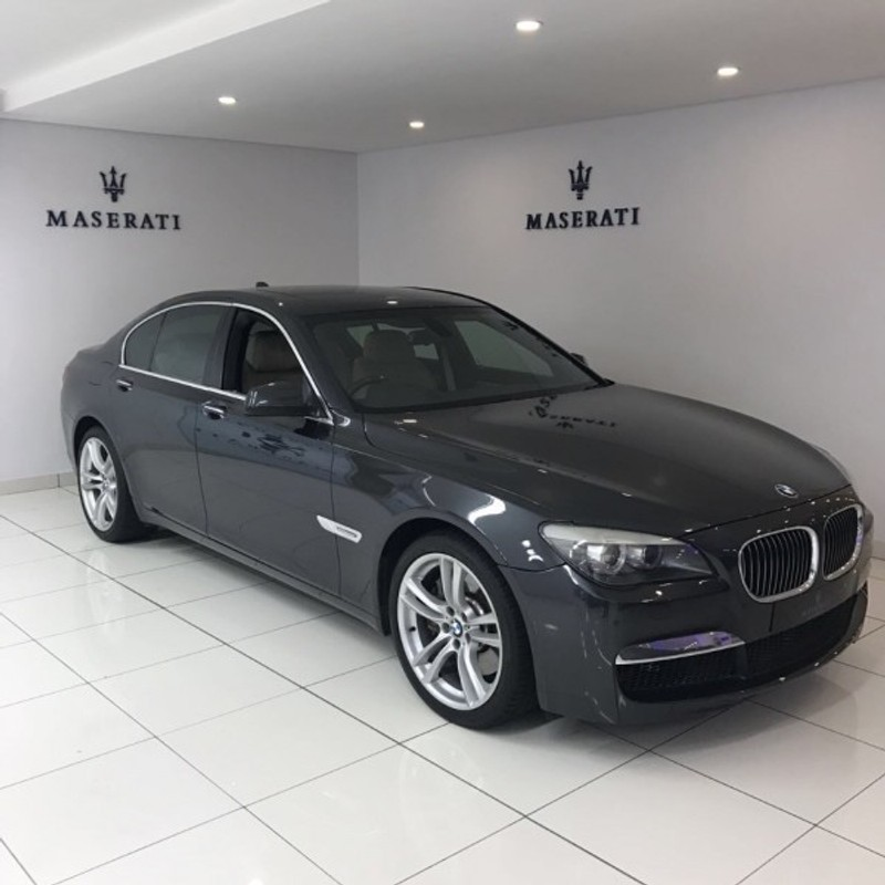 Used BMW 7 Series 2011 BMW 750i M-Sport For Sale In