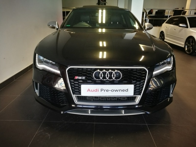used audi rs 7 rs7 quattro high spec for sale in gauteng id 2085090. Black Bedroom Furniture Sets. Home Design Ideas