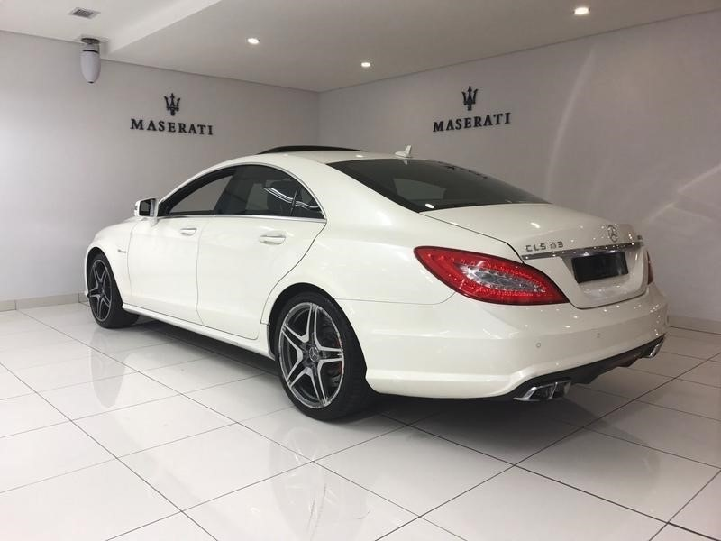 used mercedes benz cls class 2016 merc cls 63 amg for sale in western cape id 2085512. Black Bedroom Furniture Sets. Home Design Ideas