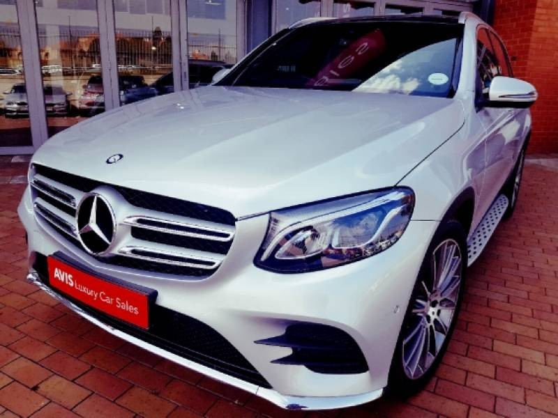 used mercedes benz glc 300 amg for sale in gauteng id 2085640. Black Bedroom Furniture Sets. Home Design Ideas