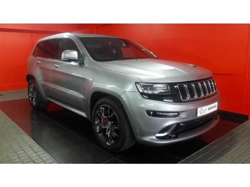 used jeep grand cherokee 6 4 srt for sale in gauteng id 2086666. Black Bedroom Furniture Sets. Home Design Ideas
