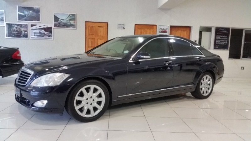 Used mercedes benz s class s500 for sale in gauteng cars for 2006 mercedes benz s500 for sale