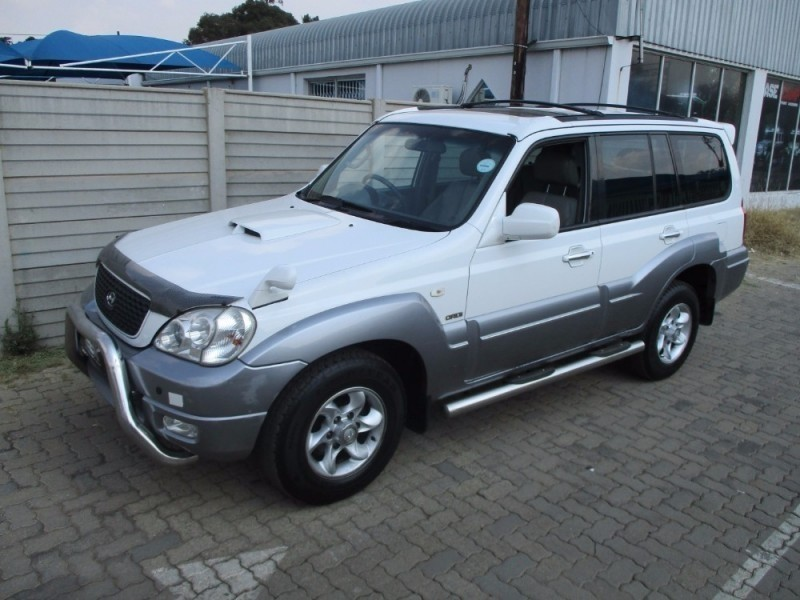 used hyundai terracan 2 9 crdi 7 seat for sale in gauteng. Black Bedroom Furniture Sets. Home Design Ideas
