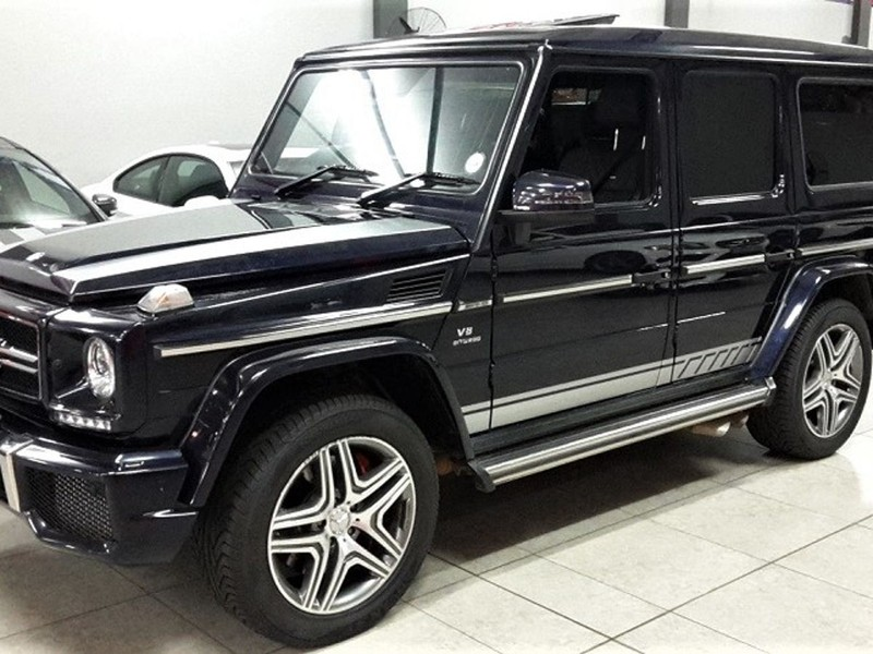 Used mercedes benz g class g63 amg for sale in kwazulu for 2013 mercedes benz g class for sale