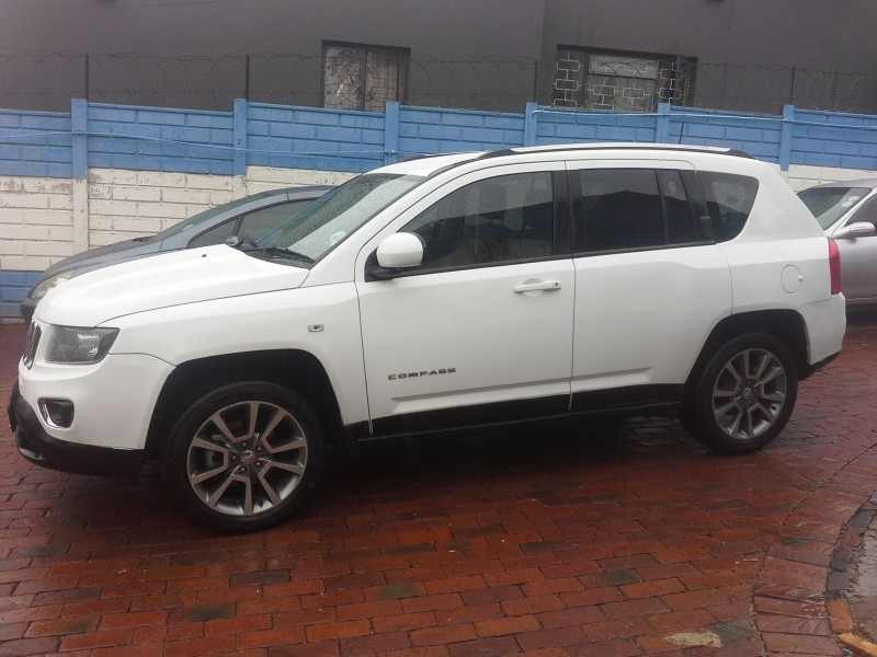 used jeep compass 2 0 ltd auto for sale in gauteng id 2088750. Black Bedroom Furniture Sets. Home Design Ideas
