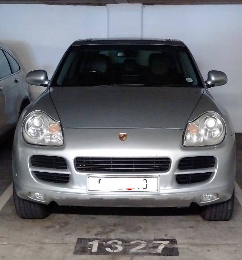 Used Porsche Cayenne S Tiptronic For Sale In Western Cape
