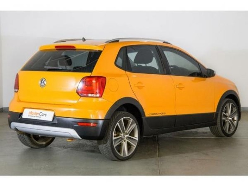 Used Volkswagen Polo 1.6 Tdi Cross for sale in North West ...