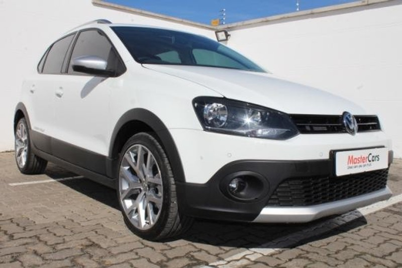 used volkswagen polo cross 1 2 tsi for sale in eastern cape id 2091438. Black Bedroom Furniture Sets. Home Design Ideas