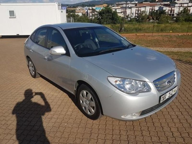 used hyundai elantra 1 6 for sale in limpopo id 2091900. Black Bedroom Furniture Sets. Home Design Ideas