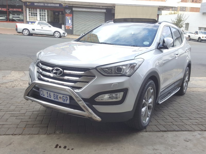 used hyundai santa fe 2 2 crdi a t 4x4 for sale in gauteng id 2092250. Black Bedroom Furniture Sets. Home Design Ideas
