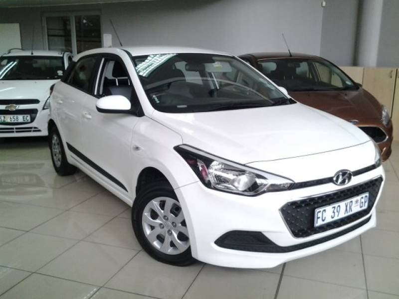 used hyundai i20 1 2 motion for sale in kwazulu natal id 2092414. Black Bedroom Furniture Sets. Home Design Ideas