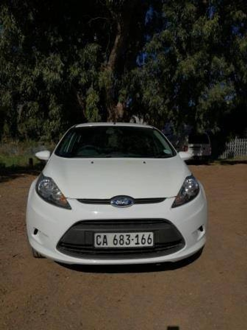 used ford fiesta 1 4 trend 5 door for sale in western cape id 2093586. Black Bedroom Furniture Sets. Home Design Ideas