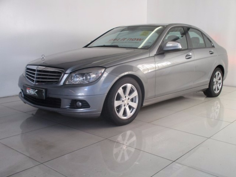 Used mercedes benz c class c 180 classic a t for sale in for Mercedes benz c class 2008 for sale