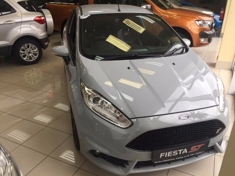 used ford fiesta st 1 6 ecoboost gdti for sale in limpopo id 2096800. Black Bedroom Furniture Sets. Home Design Ideas